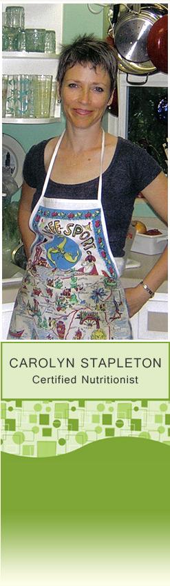Carolyn Stapelton
